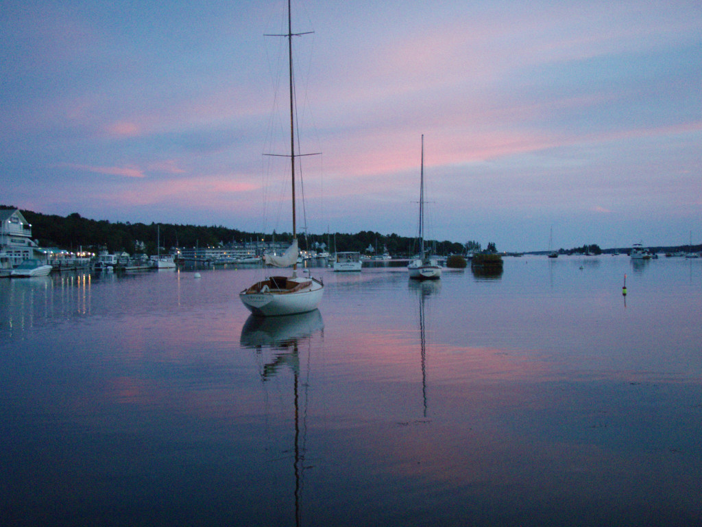 Traveling & Eating: Boothbay Harbor, Maine