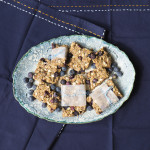 Vegan Blueberry Bars recipe