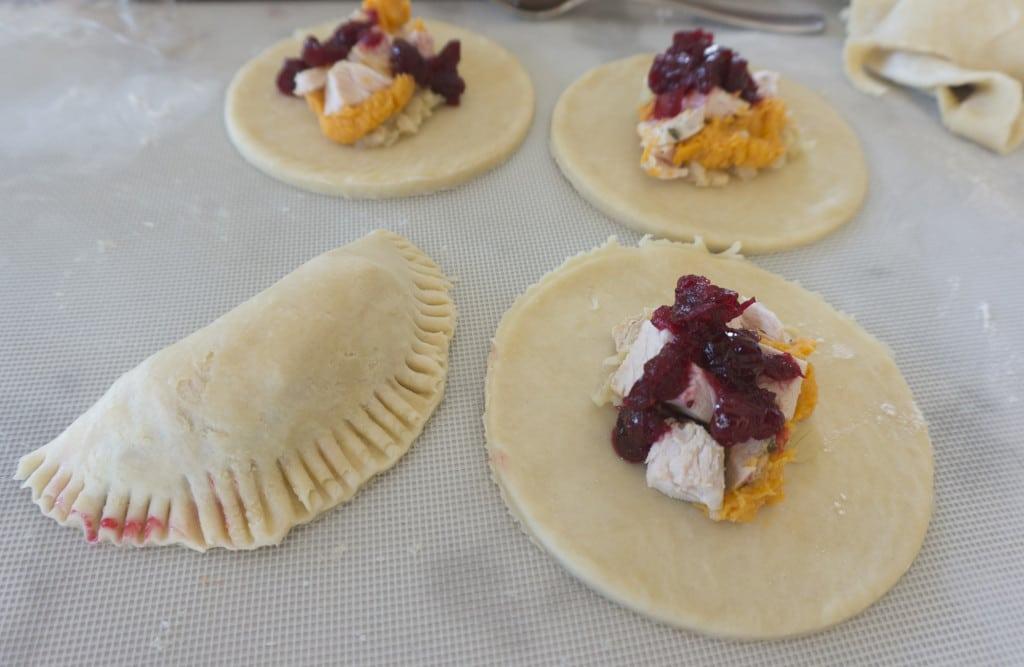 Turkey Hand Pies
