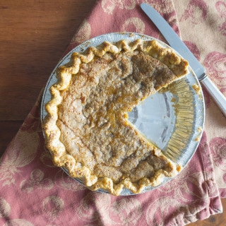 Decadent Pumpkin Pie with All Butter Pie Crust