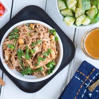 Cashew Noodle Salad 9