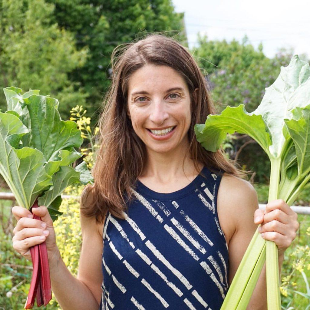 Emily Rhubarb