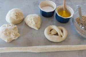 Everything Bagel Pretzel Dough3