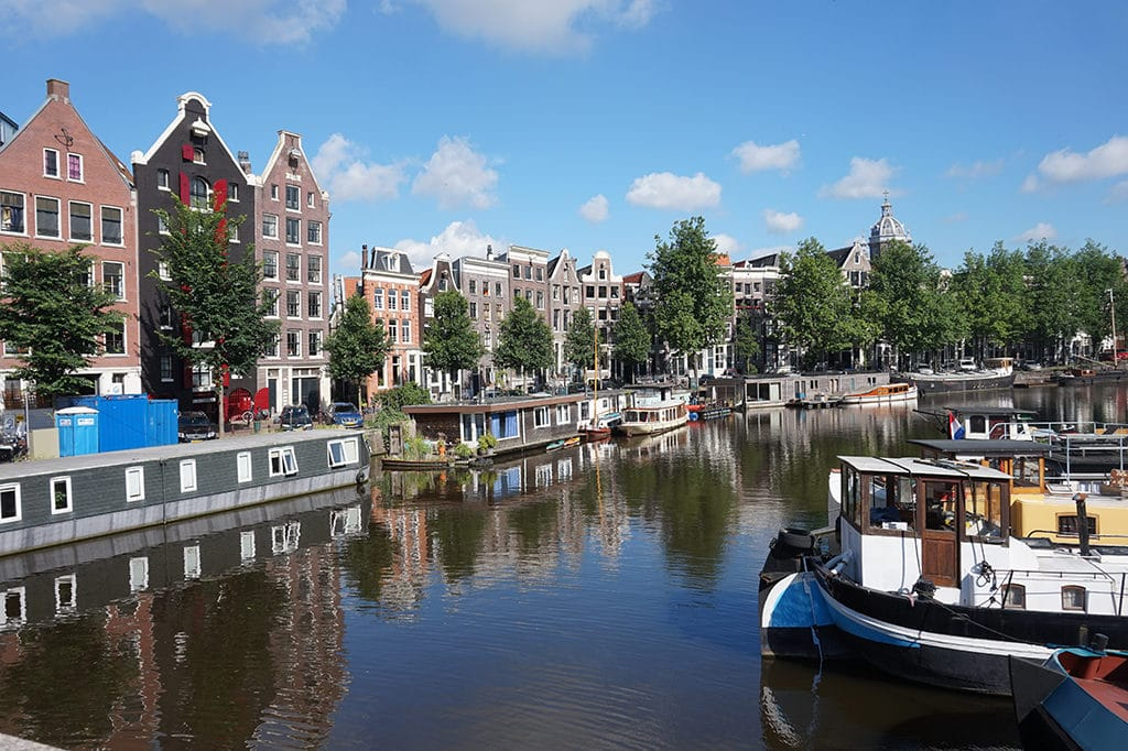 Amsterdam House boats