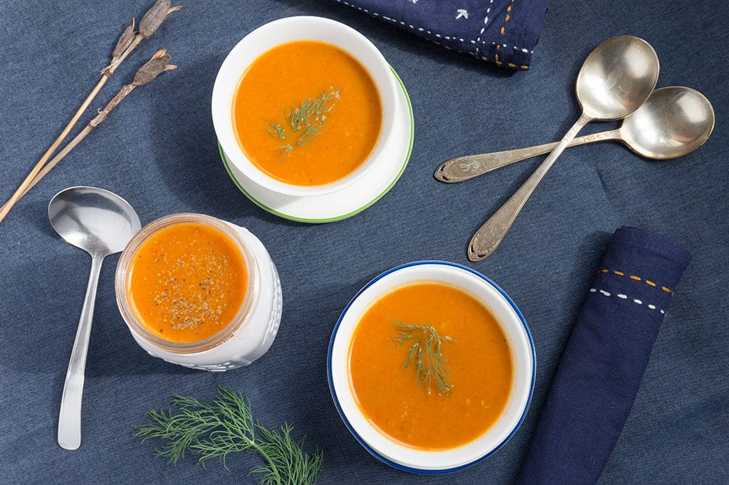 ... flavor to a fall favorite tomato soup this spiced moroccan tomato soup