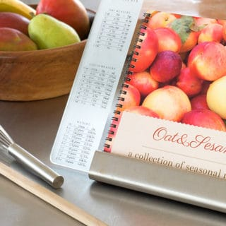 Cookbook Create + A Cookbook Giveaway